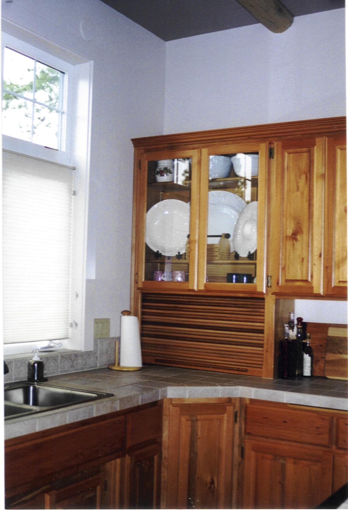 Online kitchen gallery for Kitchen cabinets in garage